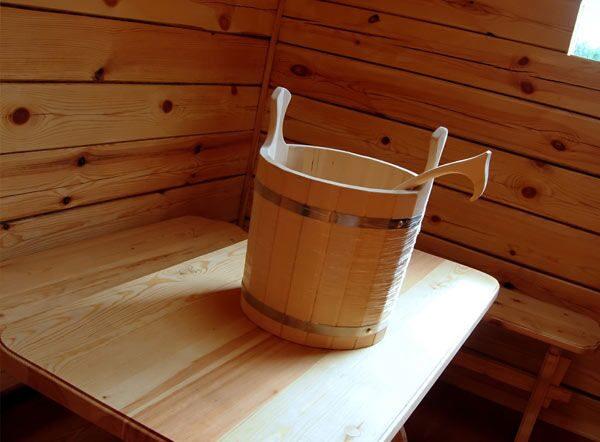 Поделки для бани на даче 39